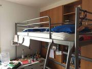 Ikea Etagenbett Weiß Metall : Ikea hochbett haushalt & möbel gebraucht und neu kaufen quoka.de