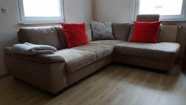 Sofa Couch Wohnlandschaft Cantus Modell Wurzburg In Ostringen