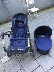Kinderwagen Quinny Freestyle Comfort mit