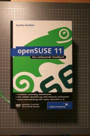 openSUSE 11 -Buch
