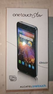 Alcatel One Touch 6010D Silber