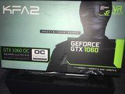 KFA2 Grafikkarte GeForce GTX 1060