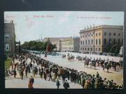 Postkarte Berlin Unter