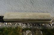 Rasenkantensteine grau 100cm