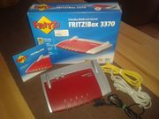 Fritz Box Router 3370