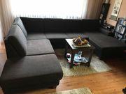 Wohnlandschaft U-Form Couch Polstergarnitur