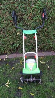 Elektr Gartenkultivator Gartenhacke Elektrohacke abzugeben