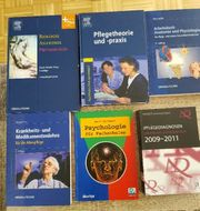 Pflegebücher 6 Stk
