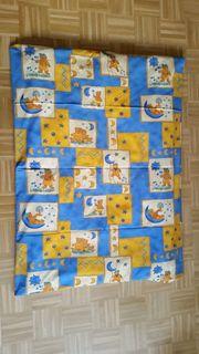 Bettbezug für Kinderbett 135 cm