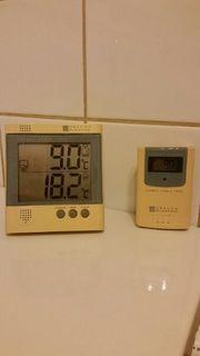 Funk-Thermometer von OREGON