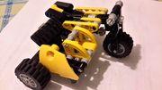 LEGO Technik Motorrad mit Seitenwagen