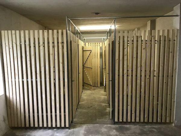 Abstell- Lagerräume