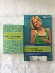 Buch + Koch-Karten: