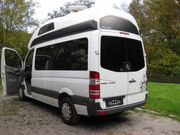 Reisemobil James Cook -