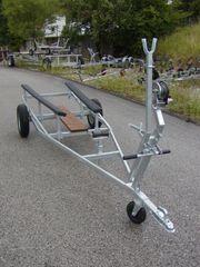 Slipwagen Harbeck - Neuwertig für Hubkieler