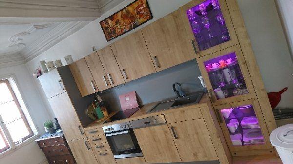 Einbauküche Küchenzeile Vitrine » Küchenzeilen, Anbauküchen