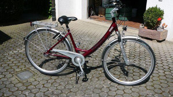 rabeneick fahrrad der spitzenklasse damenfahrrad 28 39 zu verkaufen in karlsruhe damen. Black Bedroom Furniture Sets. Home Design Ideas