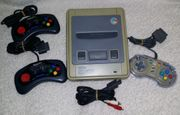 Super Nintendo Konsole mit 3