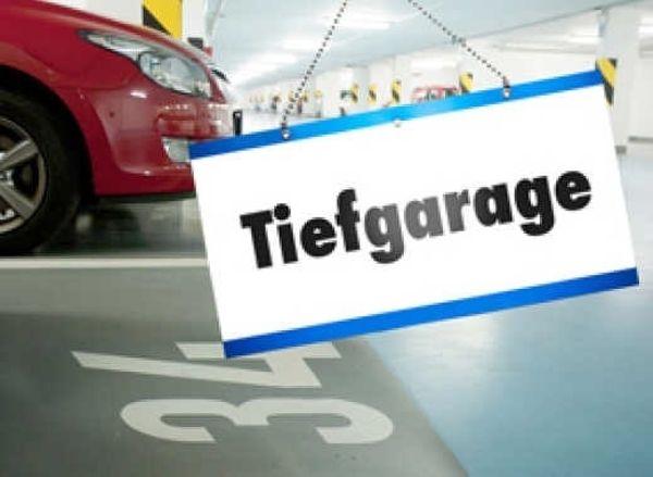 Tiefgaragen Stellplatz zu » Garagen, Stellplätze