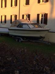 Fjord 21 Motorboot