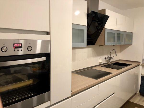 Küche Weiß Hochglanz in Weinheim - Küchenzeilen, Anbauküchen kaufen ...