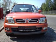Nissan Micra TÜV