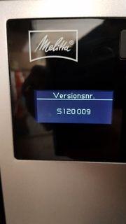 Melitta Kaffeevollautomat Caffeo