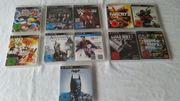 11 PS3 Spiele