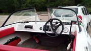 Motorboot Fiberline G12 mit 60