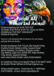 Gruppenausstellung Porträt ART