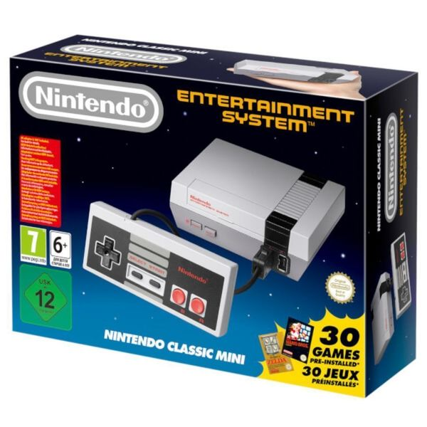 Nintendo NES Classic Mini Entertainment