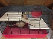 Hamsterkäfig. Mäusekäfig. Kleintierkäfig