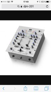 Stereo DJ-Mixer
