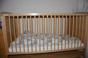 Kinderbett 140cm 70cm