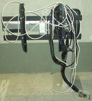 Deckenhubsäule für TV
