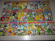 Micky Maus Hefte gebraucht kaufen  Ammerbuch Entringen