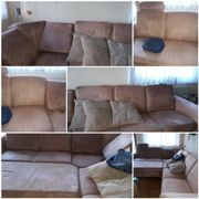 tolles grosses sofa
