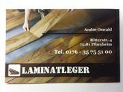 Laminatleger