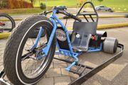 Drift-Trike motorisiert