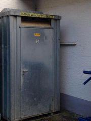 Fladafi mobile Toilettenbox