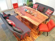 Tischsofas Echter Woll Loden aus