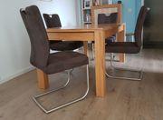 Esstisch-Tischgruppe modern