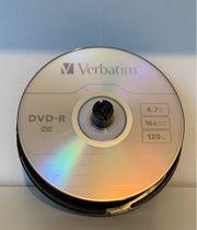 DVD-R Rohlinge 19Stk Verbatin