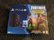 PS4 Pro 1TB Fortnite Bundle