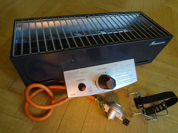 Landmann Gasgrill Wo Kaufen : Balkongrill landmann 12900 mit gasschlauch gasdruckregler gasgrill