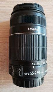 Super erhaltenes Objektiv für Canon