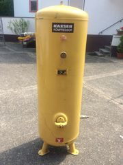 KAESER -Kompressor Stand - Druckluftkessel 350