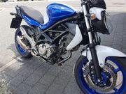 Suzuki Gladius, SFV
