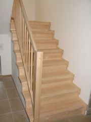 Holztreppen aus polen Massivholztreppen Treppen