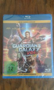 Blu Ray - Guardians